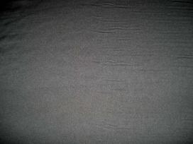 Hedvábí přírodní elastické (černé)